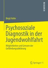 Psychosoziale Diagnostik in der Jugendwohlfahrt