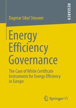 Energy Efficiency Governance