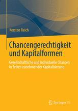 Chancengerechtigkeit und Kapitalformen