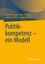 Politikkompetenz – ein Modell
