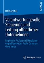 Verantwortungsvolle Steuerung und Leitung öffentlicher Unternehmen