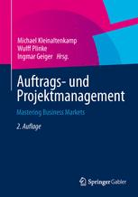 Auftrags- und Projektmanagement