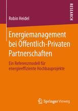 Energiemanagement bei Öffentlich-Privaten Partnerschaften