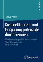 Kosteneffizienzen und Einsparungspotenziale durch Fusionen