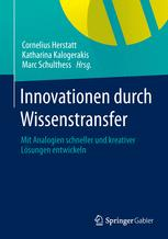 Innovationen durch Wissenstransfer