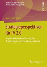 Strategieperspektiven für TV 2.0