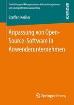 Anpassung von Open-Source-Software in Anwenderunternehmen