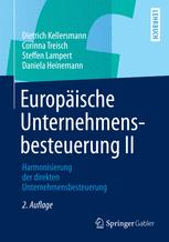 Europäische Unternehmensbesteuerung II