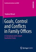Goals, Control and Conflicts in Family Offices