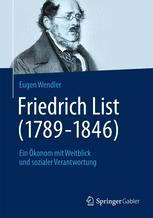 Friedrich List (1789–1846)