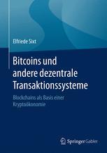 Bitcoins und andere dezentrale Transaktionssysteme