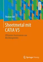Blechmodellierung mit CATIA V5