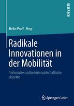 Radikale Innovationen in der Mobilität