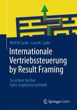 Internationale Vertriebssteuerung by Result Framing
