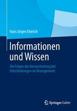 Informationen und Wissen