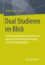 Dual Studieren im Blick