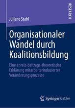 Organisationaler Wandel durch Koalitionsbildung