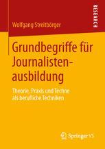 Grundbegriffe für Journalistenausbildung