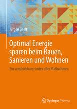 Optimal Energie sparen beim Bauen, Sanieren und Wohnen