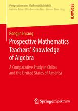 Prospective Mathematics Teachers' Knowledge of Algebra