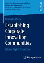 Establishing Corporate Innovation Communities