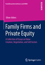Family Firms and Private Equity