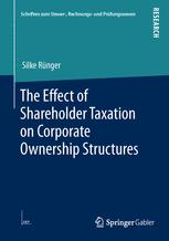 The Effect of Shareholder Taxation on Corporate Ownership Structures