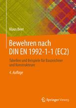 Bewehren nach DIN EN 1992-1-1 (EC2)