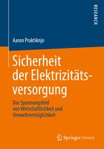 Sicherheit der Elektrizitätsversorgung