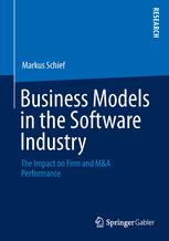 Business Models in the Software Industry