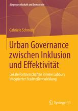 Urban Governance zwischen Inklusion und Effektivität