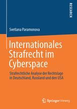 Internationales Strafrecht im Cyberspace