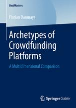 Archetypes of Crowdfunding Platforms