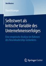 Selbstwert als kritische Variable des Unternehmenserfolges