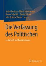 Die Verfassung des Politischen