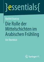 Die Rolle der Mittelschichten im Arabischen Frühling