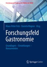 Forschungsfeld Gastronomie
