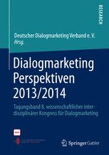 Dialogmarketing Perspektiven 2013/2014