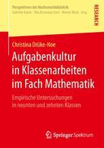 Aufgabenkultur in Klassenarbeiten im Fach Mathematik