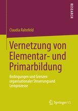 Vernetzung von Elementar- und Primarbildung
