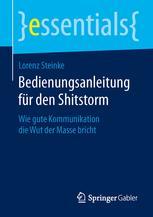 Bedienungsanleitung für den Shitstorm