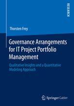 Governance Arrangements for IT Project Portfolio Management
