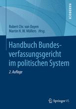 Handbuch Bundesverfassungsgericht im politischen System