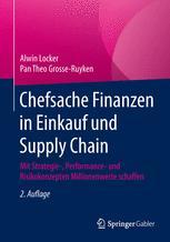 Chefsache Finanzen in Einkauf und Supply Chain