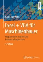 Excel + VBA für Maschinenbauer