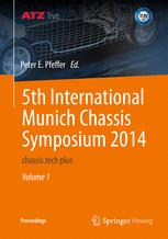 5th International Munich Chassis Symposium 2014
