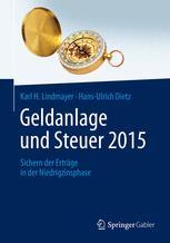 Geldanlage und Steuer 2015