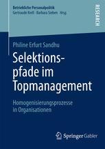 Selektionspfade im Topmanagement