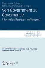 Von Government zu Governance