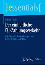 Der einheitliche EU-Zahlungsverkehr
